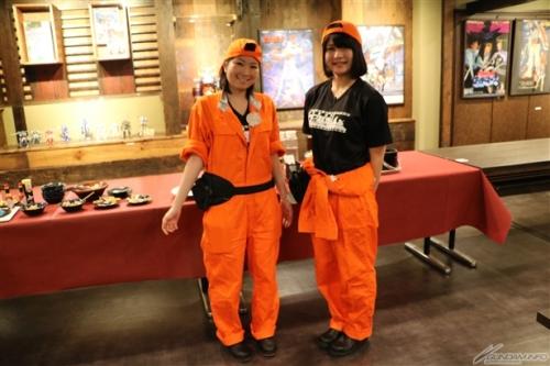 11月1日より池袋駅南口にオープン!「映像居酒屋 ロボ基地」プレオープンレポート