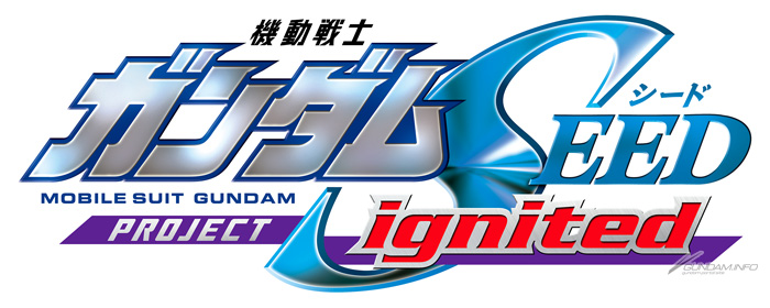Mobile Suit Gundam Seed Project ignited